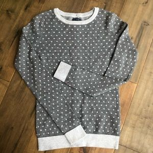 Tommy Hilfiger Polka Dot Sweater